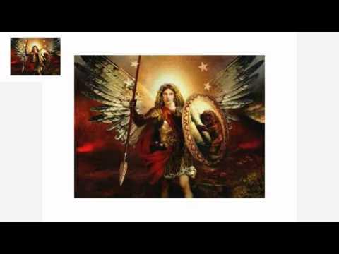 Godzina z aniołem z Archaniołem Michałem .
