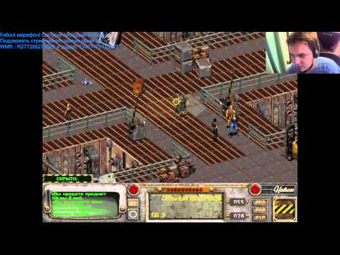[полная версия] Эфир 22.08.2014. Maddyson играет в Fallout 2. 18+