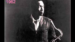 John Coltrane - Every time we say goodbye (live 1962)