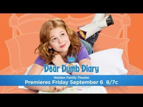 Hallmark Channel  Dear Dumb Diary  Premiere