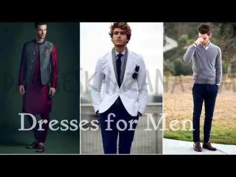 Dresses for Men 2017 – Kurta, Sherwani, Jeans, Coat, Dress Pants