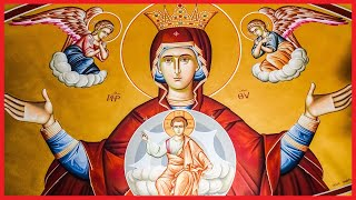 Paraclisul Maicii Domnului - Izbavitor in Nevoi si Necazuri
