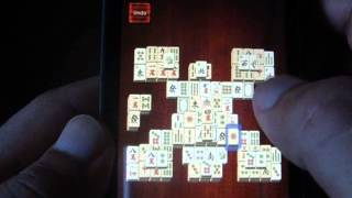 Windows Phone Game Mahjong Solitaire Touch Review