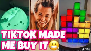 Tiktok Made Me Buy It Compilation Part1