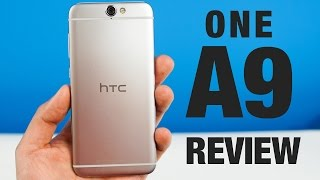HTC One A9 Review: iDentity Crisis?