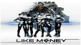 [Mp3/Dl] Wonder Girls- Like Money feat. AKON (Official)
