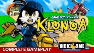 🎮 Klonoa (Game Boy Advance) Complete Gameplay