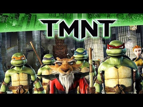 Teenage Mutant Ninja Turtles 2007 All Boss Battles 60fps Youtube