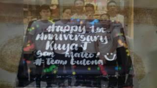 kuya j san mateo 1st anniversary