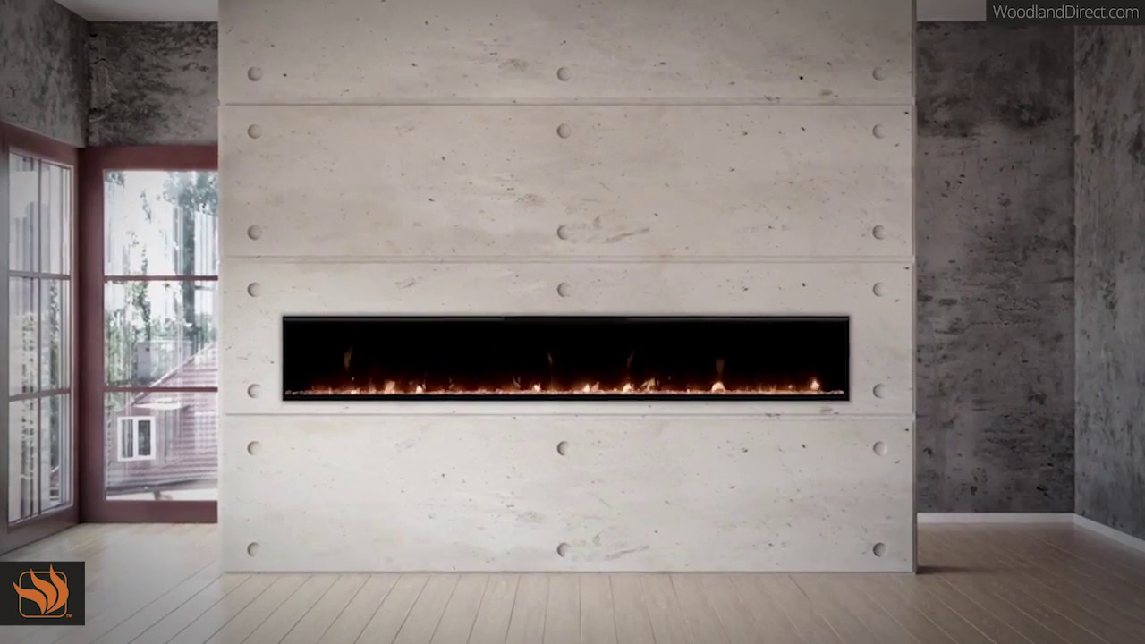 Dimplex Linear Electric Fireplace Installation Requirements Youtube