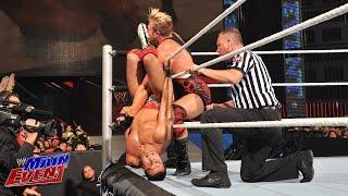 Jack Swagger vs. Alberto Del Rio: WWE Main Event, Aug. 5, 2014