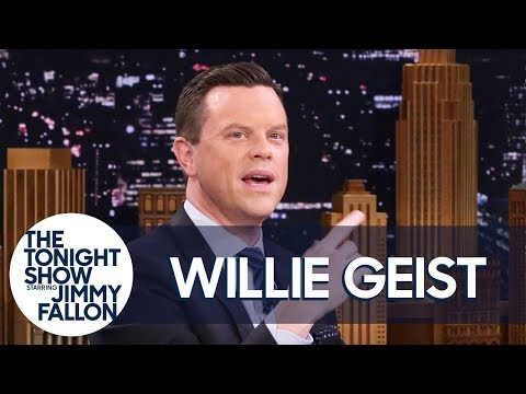 Willie Geist and Jimmy Are Really into That Bradley Cooper A Star Is Born Scene