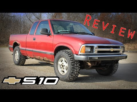 1995 Chevy S10 Review