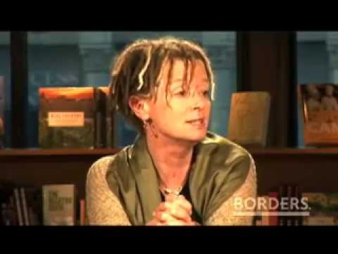 ANNE LAMOTT Discusses Grace Eventually and Traveling Mercies