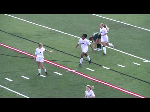Varsity Girls Soccer vs. Ursuline - Sept. 9, 2017 (1st Half)
