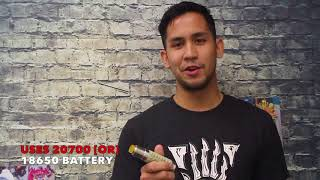 Wismec Reuleaux RX Machina with Guillotine RDA Overview Review