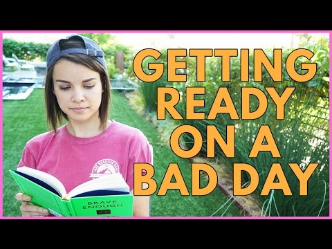 How I Get Ready on a Bad Day ◈ Ingrid Nilsen