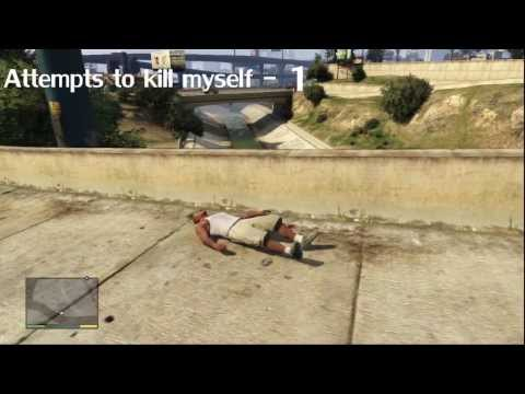 I Believe I Can Fly [ GTA 5 Gameplay ]