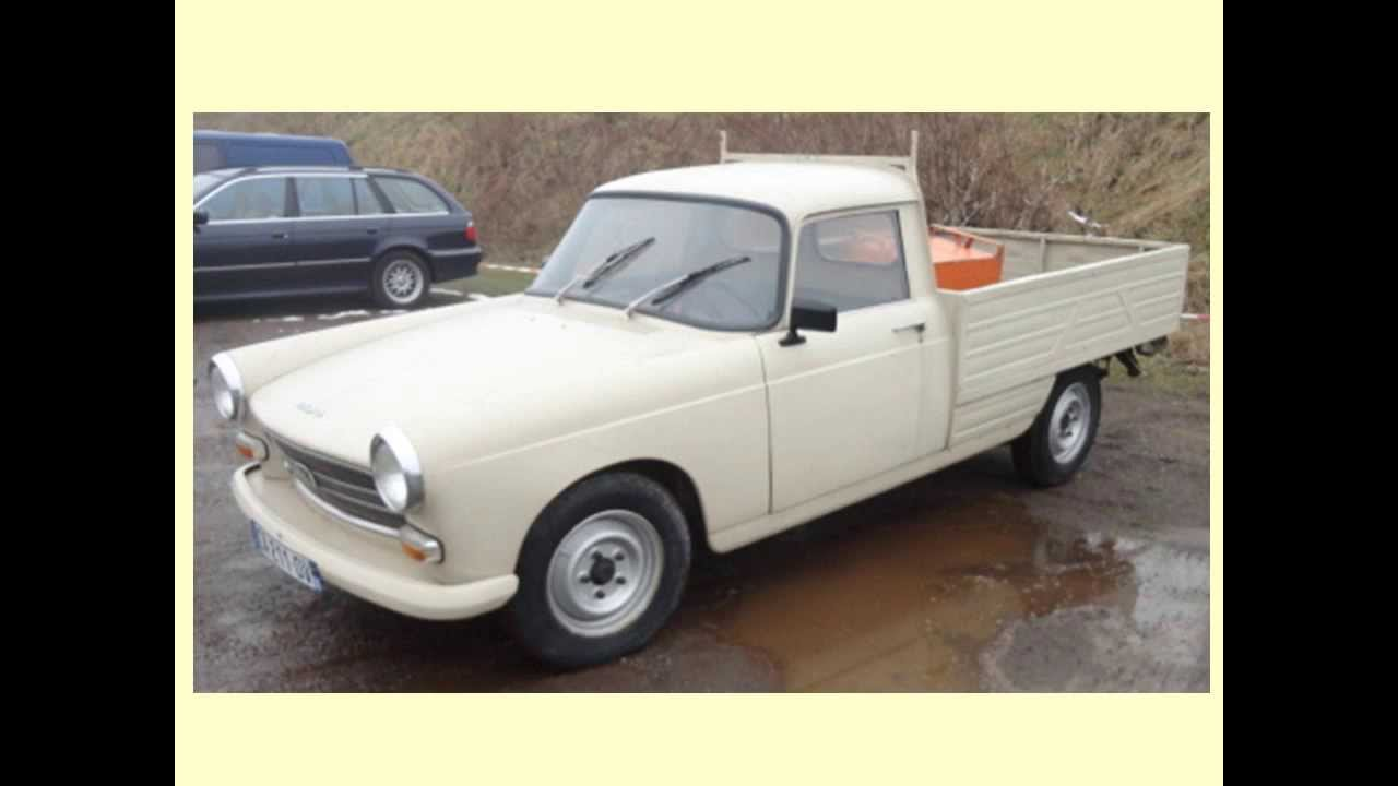 The Sinke Autotransport Service Classic Peugeot 404 Pick Up Youtube