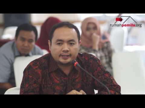 Calon Anggota Bawaslu Mochammad Afifuddin, S.Ag., M.Sia