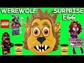 GIANT PLAY DOH SURPRISE EGG WEREWOLF