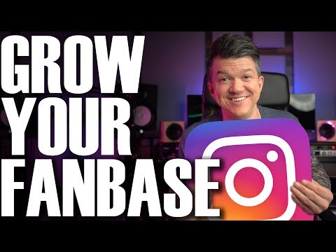 Grow Your Music Following With Instagram | Instagram Algorithm Hack