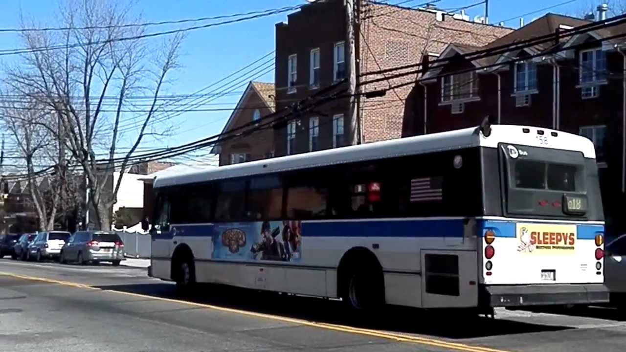 1996 orion v #158 on the astoria bound q18 @ 69th st & 52nd avenue