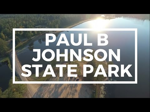 Lost a $700 drone in Paul B Johnson State Park