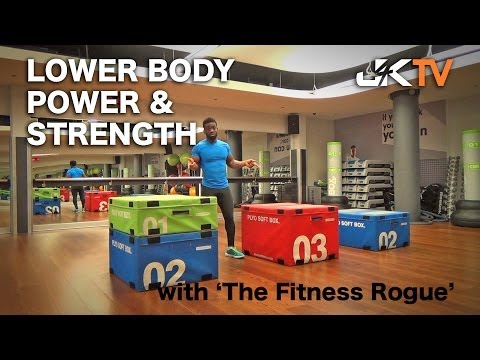 Goalkeeping Fitness - Lower Body Power and Strength