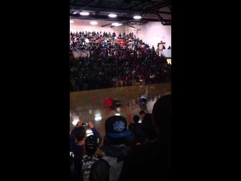 Fort Vancouver High School Breakdancing principal