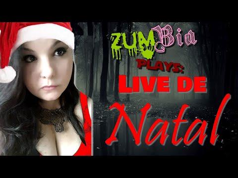 [LIVE] LIVE DE NATAL! Amnesia Hill pt.1