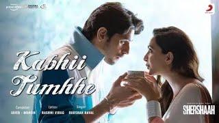 Kabhii Tumhhe–Audio Song । Shershaah। Sindharth–Kiaral Javed–Mohsin darshan Raval। Rashmi