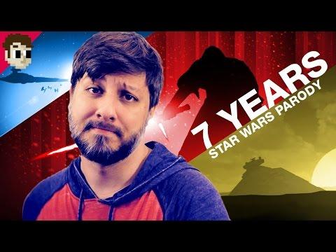 Lukas Graham - 7 Years (STAR WARS Parody)