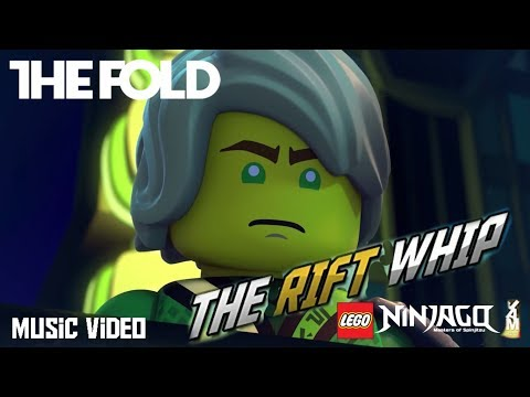 Ninjago Sons of Garmadon Music Video: The Rift Whip By The Fold