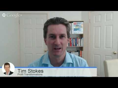 Robert Bauman in Interview with Tim Stokes about the Double Your Profits Workshop