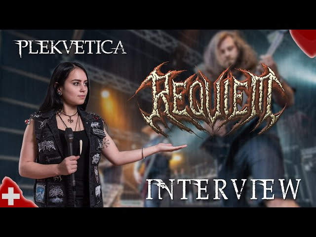 [ Interview ] Requiem (2018) | Death Metal