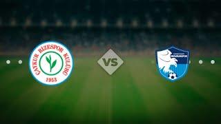 Ризеспор Эрзурум ББ КФ 1 65 бесплатный прогноз на матч Футбол Чемпионат Турции