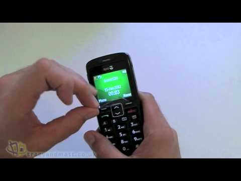 Doro PhoneEasy unboxing video