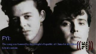Tears For Fears - Everybody Wants To Rule The World (Extended Mix)