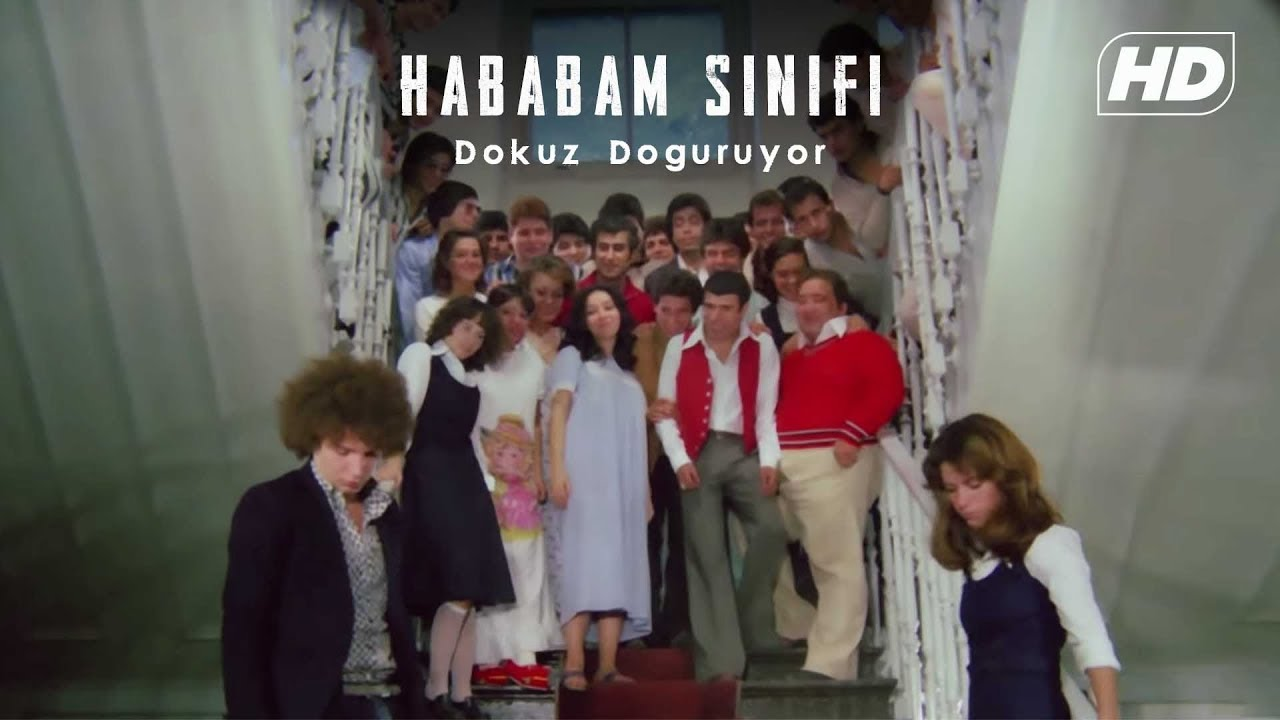 Hababam Sinifi Dokuz Doguruyor Full Hd Youtube