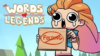 Words of Legends: What is Feeding?