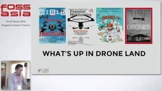 Open Source Drones - FOSSASIA 2016