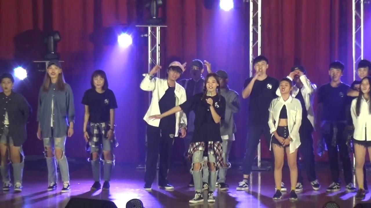 2017.09.14中教大SoWow熱舞社20屆社博showcase - YouTube