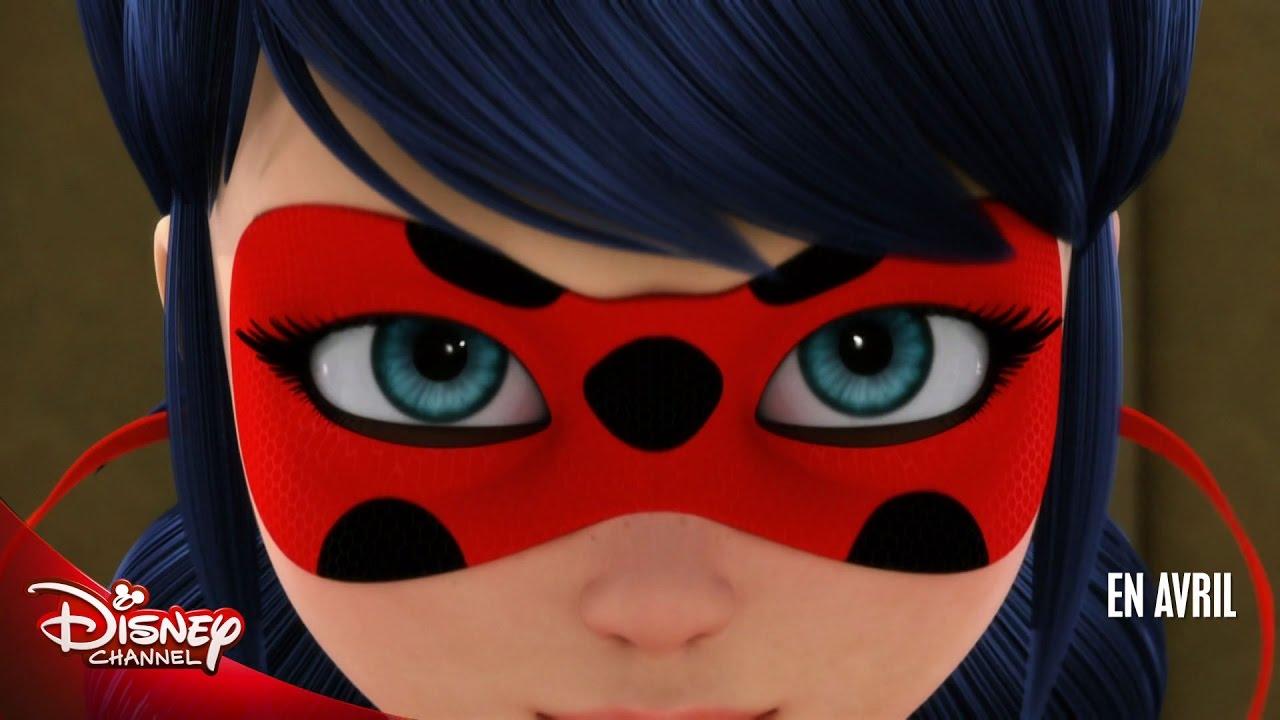 Miraculous Les Aventures De Ladybug Et Chat Noir En Avril Sur Disney Channel