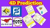 Sports Toto 4D Jackpot tips,prediction,formula,secret,win Jackpot