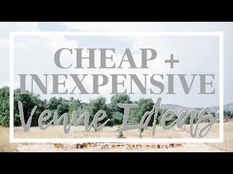 cheap-+-inexpensive-wedding-venues