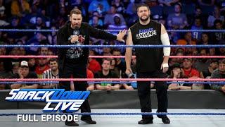 WWE SmackDown LIVE Full Episode, 10 October 2017