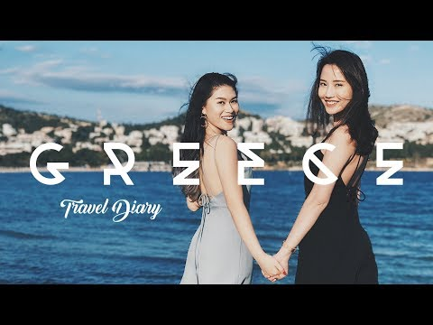 TRAVEL DIARY #3: GREECE  – PRIMMY TRUONG & NGOC THANH TAM
