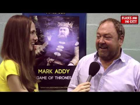 Game of Thrones Robert Baratheon Interview - Mark Addy streaming vf