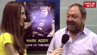 Game of Thrones Robert Baratheon Interview - Mark Addy